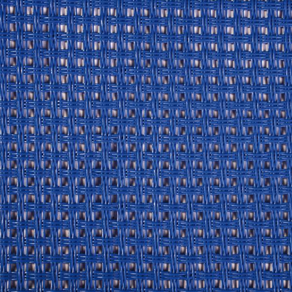 Polyamidgewebe königsblau transparent