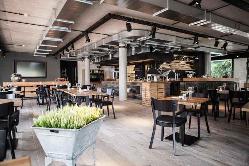 Stunning Decoration Interieur Restaurant Contemporary - Home ...