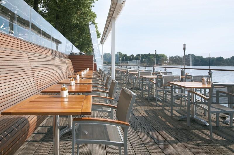 Alsterterrassen Hamburg