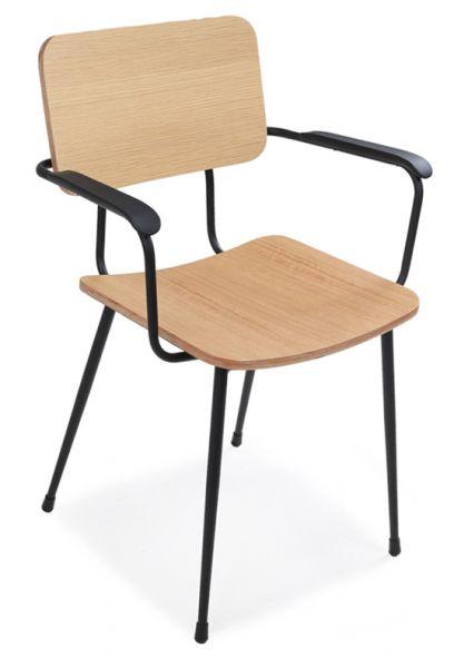 Gerlin Holz Sessel