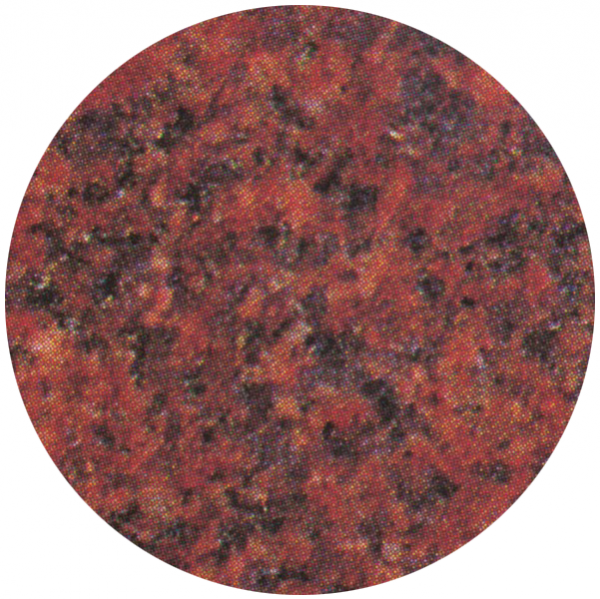 Granitplatte Rosso Imperial