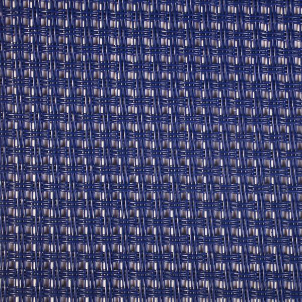 Polyamidgewebe dunkelblau transparent