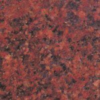 """Granitplatte """"Rosso Imperial"""" 70/70 cm"""
