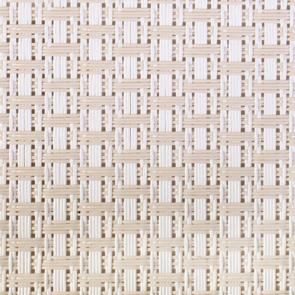 Polyamidgewebe weiß-beige transparent