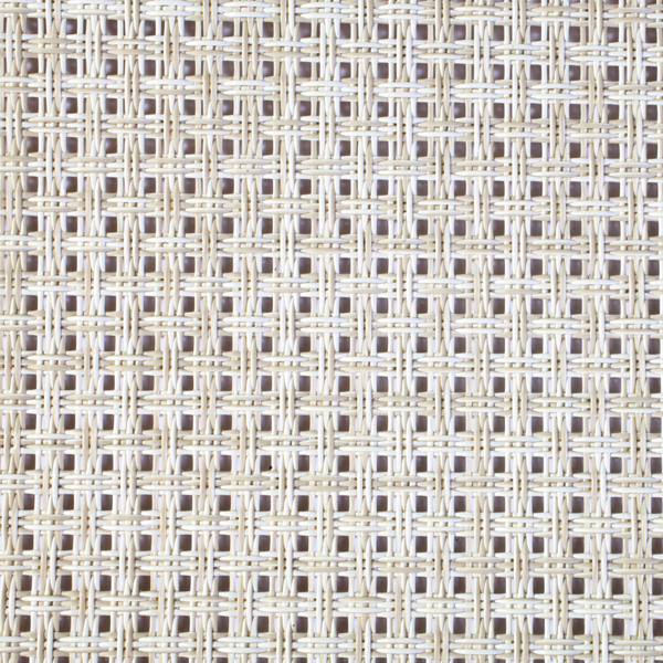 Polyamidgewebe ecru melange transparent