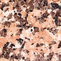 Granitplatte Rosa Porrino 70 x 70 cm