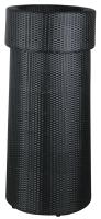 Flora-01 schwarz