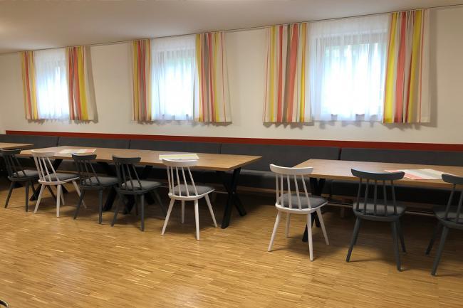 Trauungszimmer, Tuntenhausen