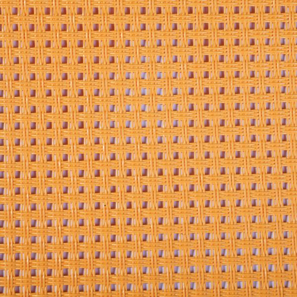 Polyamidgewebe mandarin transparent