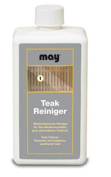 teak - reiniger